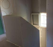 degagement etage