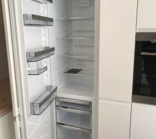 frigo d 1m80 aeg