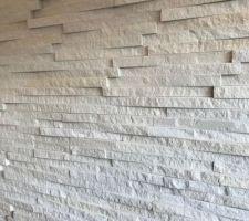 mur de la cuisine en briquettes beiges aeg