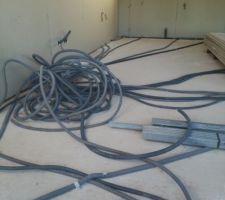 electricite en cours