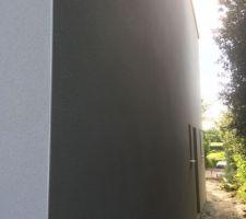 facade nord maison
