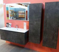 meubles salle de bain gedimat