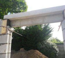 elevation des murs jour 3