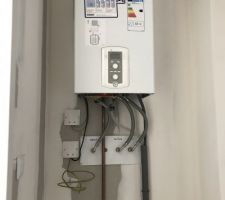 Raccordement gaz de la chaudière de mon plombier pour 700? contre 1250? proposé par celui du constructeur
