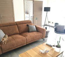 Nouveau canape XOOON