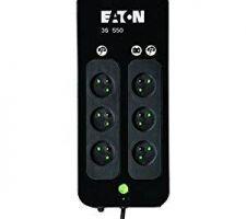 Eaton 3S Onduleur 330 Watt 550 VA 5 Ah 6 connecteur(s) de sortie France