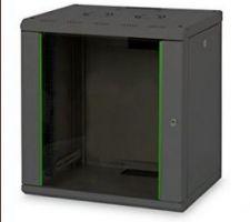 Description du produit: ASSMANN Electronic DN-19 12-U-SW Couleur: Noir Type: Mural Taille: 48,3 cm (19