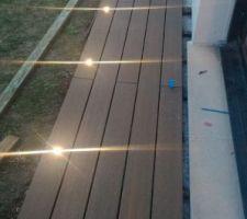 spots balisage terrasse