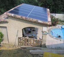 Panneaxu photovoltaiques