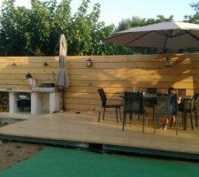 Salon de jardin Nicolazi
