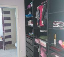 Dressing chambre enfant
