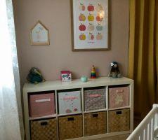 Chambre de notre nenette
