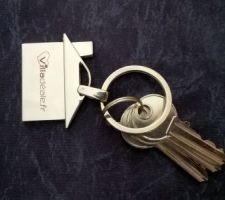 Une petite clé qui fait extrêmement plaisir