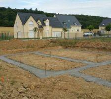Et les fondations qui progressent!