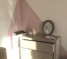 Chambre du bebe bientôt terminé !
