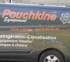 Entreprise Pouchkine