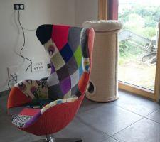 Nouveau fauteuil