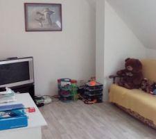 Chambre de mon garçon de 17 m2