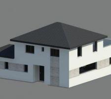 notre nouvelle maison avec architecture et tradition