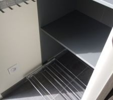 Accessoires placard entrée Spaceo de chez LM
