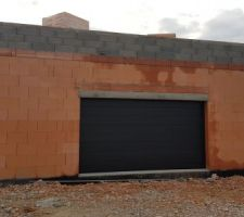 Porte de garage largeur 4 m