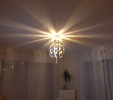Luminaires salon et salle à manger