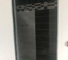 Faïence salle d'eau chambre d'ami