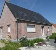 notre maison bbc avec architecture et construction a brebieres 62