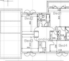Mes idées pour le 1er etage