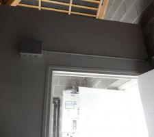 Electricité - garage