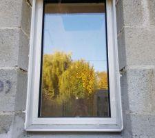 Étanchéité des fenêtres à l'extérieur