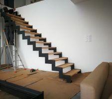 Escalier Gamme