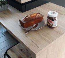 1er gâteau
