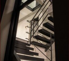 Escalier Drumetal