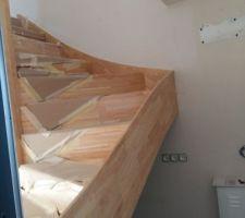 maison monopente zinc toit plat a vannes
