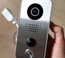 Doorbird portier vidéo domotique