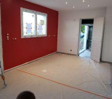 Mur rouge :)