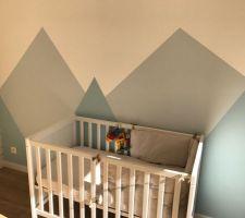 Chambre du petit dernier