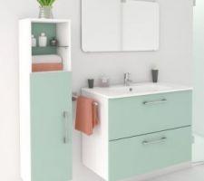 Ensemble meubles salle de bain des enfants