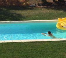 Fin de la saison piscine le ,Dimanche 5 Novembre