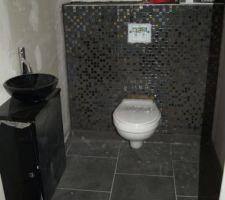 Vue d'ensemble des wc