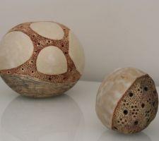 Céramiques de Laure Thibaud