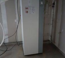 Armoire pompe à chaleur
