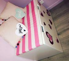Chambre de ma fille adorée