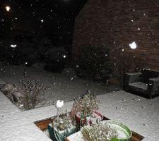 Première neige !