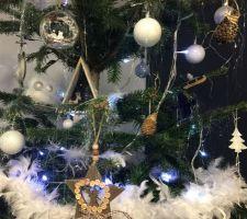 Premier sapin  Noël 2017