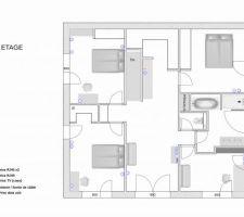 Préparation - Plan réseau/communication étage