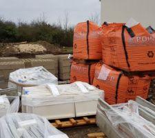 Livraison parpaings pour vide sanitaire