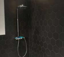 Installation de la barre de douche Grohe RainShower 360