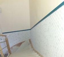 Escalier fini :)